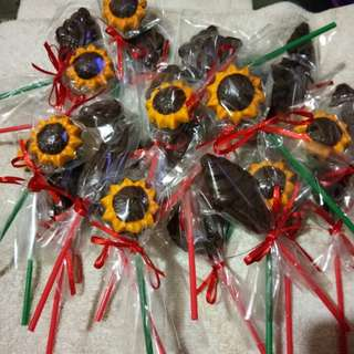 Choco on Sticks / Chocolate Lollipop