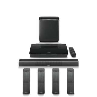 [NEW] Bose Lifestyle 650 Home Entertainment System with FREE WALL BRACKETS  - By Dealer