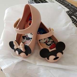 BN Authentic mini Melissa shoes