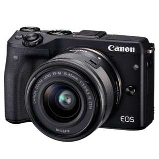 Canon EOS M3 PAKET