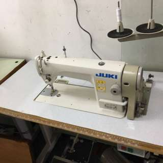 6 months guarantee Juki Heavy Duty Sewing machine