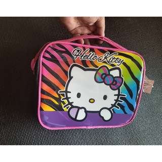 REPRICED! BRAND NEW! Hello Kitty Lunch Kit for Girls
