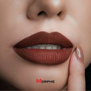 Morphe Liquid Lipstick Nibble
