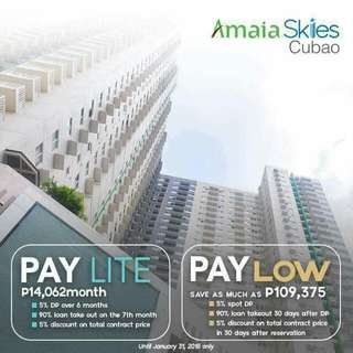 Affordable RFO and Pre-selling Condominium