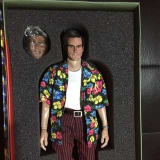 1:6 Asmus Toys 神探飛機頭 占基利 Jim Carey