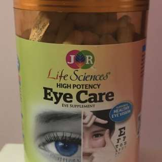 Holistic Way Eye Care Supplement