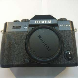 WTS - XT20 (USED) BODY ONLY