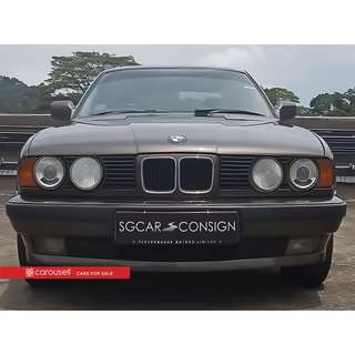 BMW 5 Series 520i (COE till 11/2018)