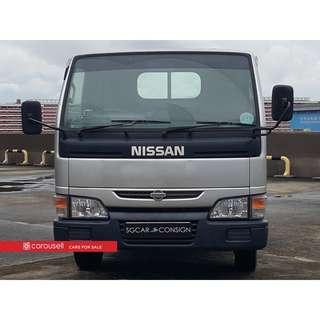 Nissan Cabstar (COE till 03/2020)