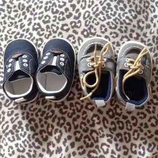 Baby Boy Shoes Bundle