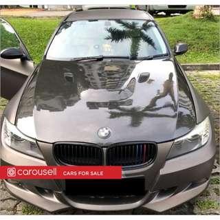 BMW 3 Series 320i (COE till 02/2021)