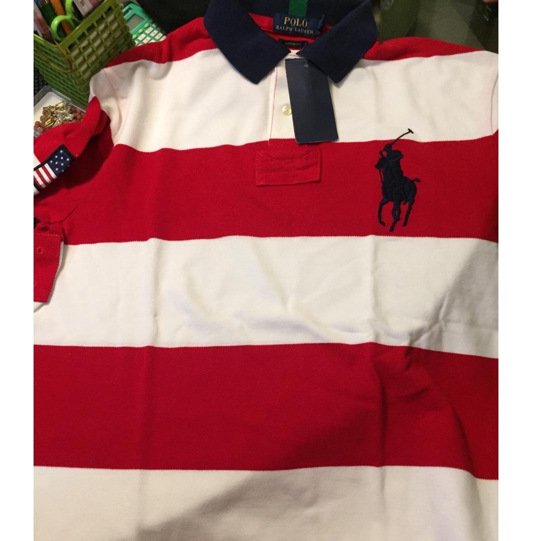 100% Authentic (Original) Ralph Lauren Polo shirt for MEN