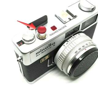 Shutter Release Button - Black and Red