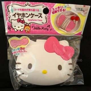 Hello Kitty Earphone Case