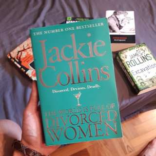 Jackie Collins - The World Is Full Of Divorced Women