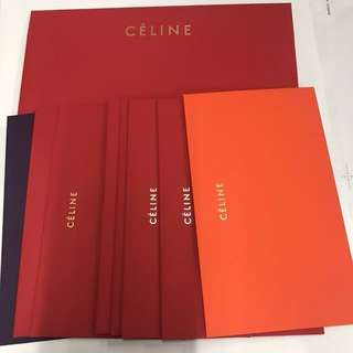 Celine 利是封 red packet