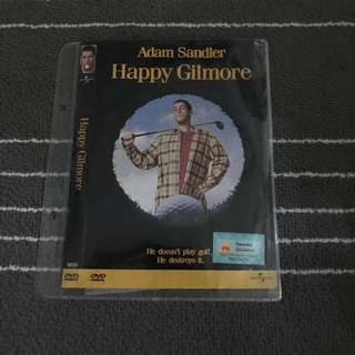 Happy Gilmore Movie DVD