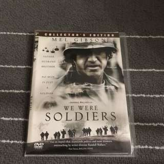 We Were Soldiers Movie DVD