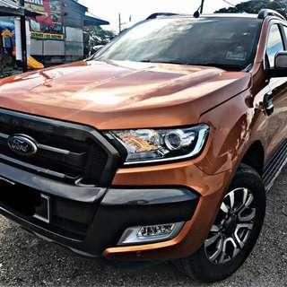 Sambung Bayar Ford Ranger