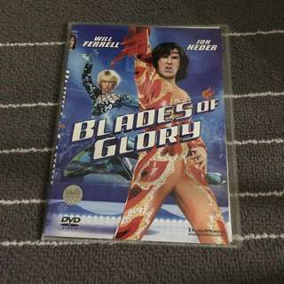 Blades of Glory Movie DVD