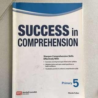 Success in Comprehension P5