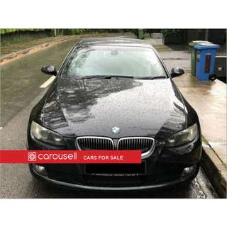 BMW 3 Series 325i Convertible