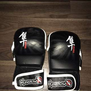 Hayabusa Mma grappling gloves