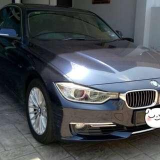 BMW 320i F30
