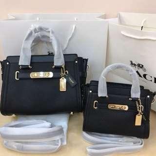 Coach Swagger 21 Original Coach women Handbag