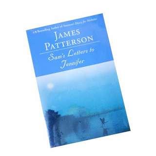 SAM'S LETTERS FOR JENNIFER BY JAMES PATTERSON