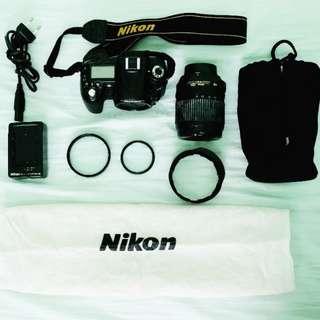 Nikon D90 [SC<25k] + FREEBIES