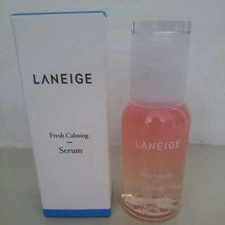 BNIB. Laneige Fresh Calming Serum 80ml. Exp Aug 2020. Sell $35