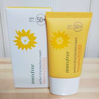 Innisfree Sunblock for OILY Skin