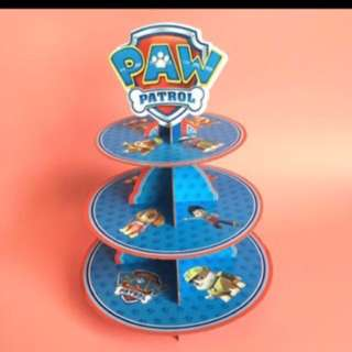 Paw Patrol Cupcake Holder/Tier