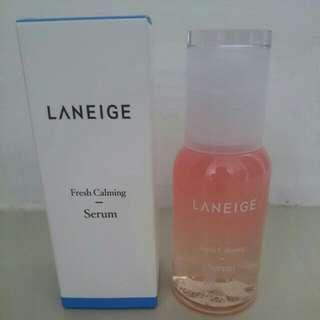 BNIB. Laneige Fresh Calming Serum 80ml. Exp Aug 2020. Sell $33