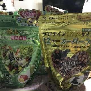 日本Vegie 酵素果昔