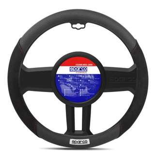 Sparco Steering Wheel Cover SPC1112BK