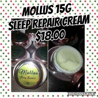 Mollus day & night cream 15g instock