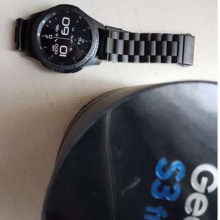 SAMSUNG GEAR S3 full set