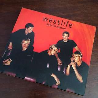 Westlife Special Edition Twin CD