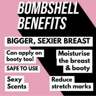 Bombshell Beaute Cream