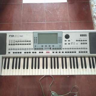Keyboard pa50sd