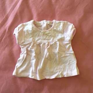 Baby girl tshirt