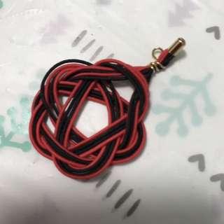 Cny chinese knot pendant