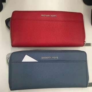 Michael Kors long wallet