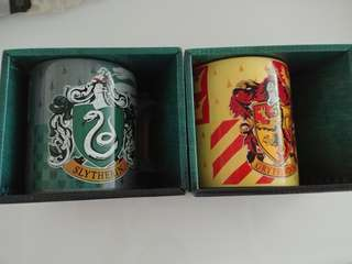 Harry Potter Hogwarts Coffee Cup