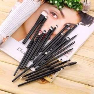 PROMO!! Eye Makeup Brush 20pcs