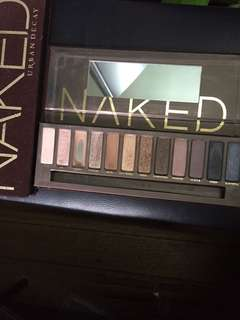 Authentic Urban Decay Naked Palette 1