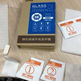 IphoneX網化玻璃手機保護貼