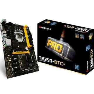 Biostar TB250-BTC+